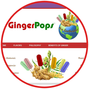 circle gingerpops.com