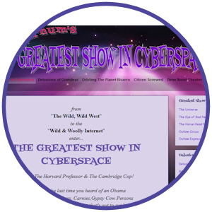 circle greatestshowincyberspace.com